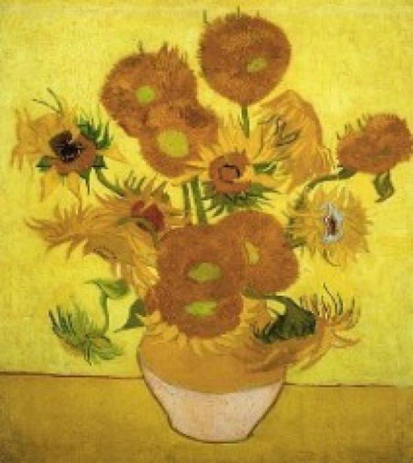 sunflowers 1889