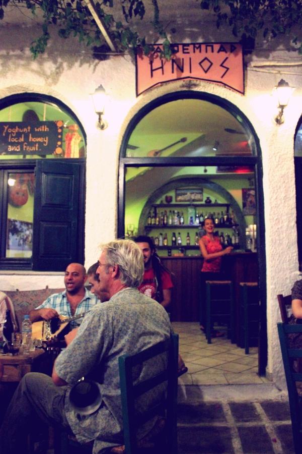 Καφενείο «Η Νιός»