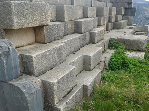 Delfoi temple