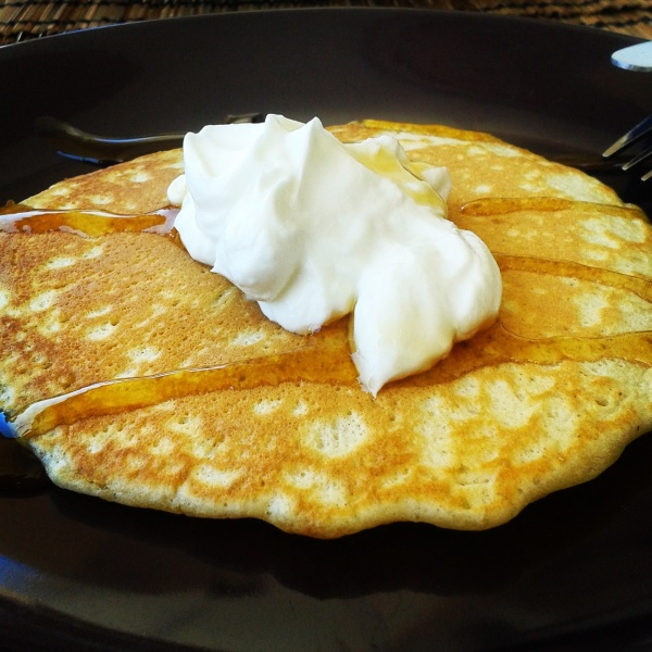pancake with yogurt and honey.jpg